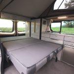 camperinbouw bed